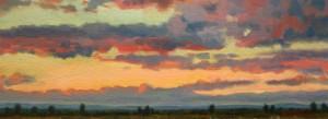 Painting by Art K.R. McCain