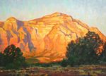 Kevin McCain Sedona Painting